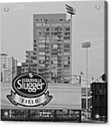 Louisville Slugger Field Acrylic Print