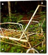 Lounge Chair Acrylic Print