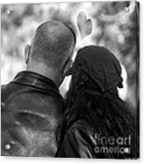 Love Actually Acrylic Print