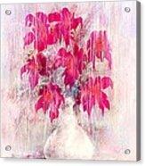 Love And Tears Acrylic Print