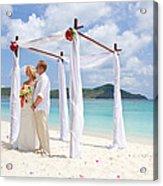 Love Ceremony Acrylic Print