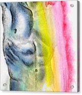 Love Colors - 4 Acrylic Print