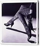 Love Great Legs Acrylic Print