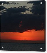 Love Is A Burning Thing Acrylic Print