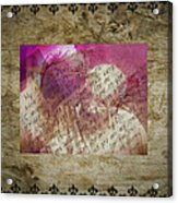Love Is Forever Acrylic Print