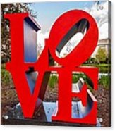 Love New Orleans  Acrylic Print