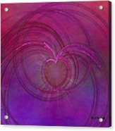Love Of The Universe Acrylic Print
