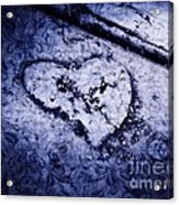Love Reveals Truth Acrylic Print