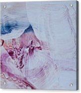 Love Sent Down From Heaven Acrylic Print