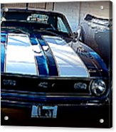 Love Some Muscle Acrylic Print