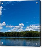 Lovell Lake Afternoon Acrylic Print