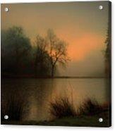 Lovely Dawn Acrylic Print