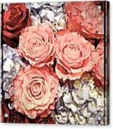 Lovely Flowers Acrylic Print