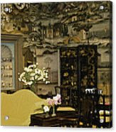 Lovely Room At Winterthur Gardens Acrylic Print