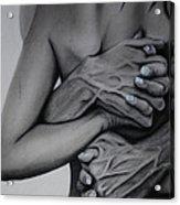 Lover's Grasp Acrylic Print
