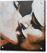 Lovers - Kiss6 Acrylic Print