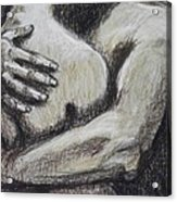 Lovers - Never Let Me Go Acrylic Print