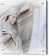 Loving Angel Acrylic Print