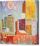Loving It In Denver Acrylic Print