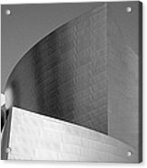 Low Angle View Of A Building, Walt Acrylic Print