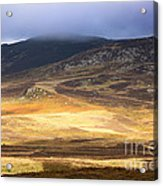 Low Cloud Over Highlands Acrylic Print