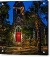 Lowcountry Church Acrylic Print