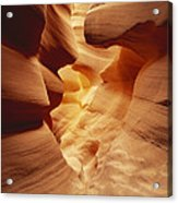 Lower Antelope Canyon, Arizona Acrylic Print