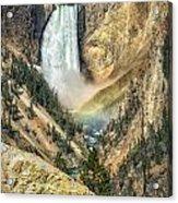 Lower Falls Acrylic Print