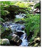 Lower Granite Falls 2 Acrylic Print