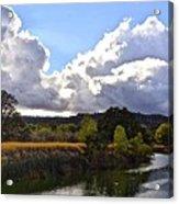Lower Lake  Acrylic Print