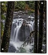 Lower Lewis Falls 3 Acrylic Print