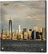 Lower Manhattan 1 Acrylic Print
