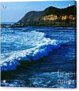 Lower Oregon Coast 2m Acrylic Print