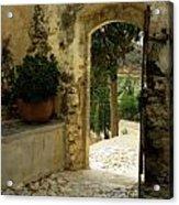 Lower Preveli Monastery Crete 3 Acrylic Print