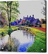 Lower Slaughter 1 Acrylic Print