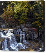 Lower Taughannock Falls Acrylic Print