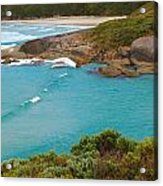 Lowlands Beach 2am-112540 Acrylic Print
