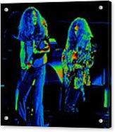 Ls Spo #21 Crop 4 In Cosmicolors Acrylic Print