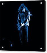 Ls Spo #25 In Blue Acrylic Print