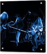 Ls Spo #26 Enhanced In Blue Acrylic Print