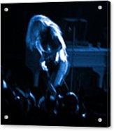 Ls Spo #79 Crop 2 In Blue Acrylic Print