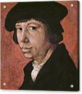 Lucas Van Leyden 1494-1533 Acrylic Print
