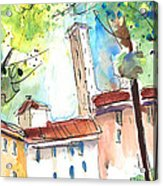 Lucca In Italy 06 Acrylic Print