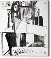 Lucia En Cor Acrylic Print