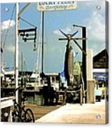 Lucky Fleet Key West  Acrylic Print