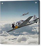 Luftwaffe - Fw190 Acrylic Print