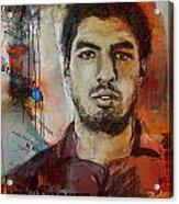 Luis Suarez Acrylic Print