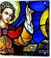 Luke 1 Verse 30 To 33 Acrylic Print