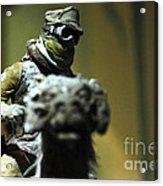 Luke On His Tawn Tawn 4 Acrylic Print