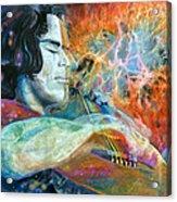 Lullabies For Nebulas Acrylic Print